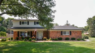 Macomb County Single Family Home For Sale: 6510 Donnybrook