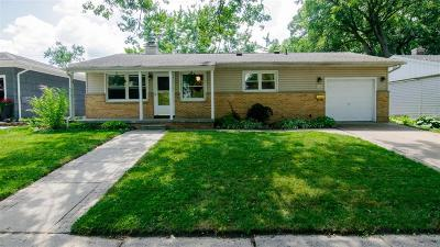 Ann Arbor Single Family Home For Sale: 2305 S Circle Drive
