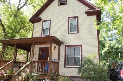 Ann Arbor Single Family Home For Sale: 1711 Dexter Avenue