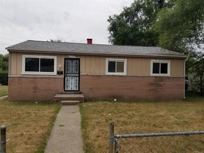 Ypsilanti Rental For Rent: 2630 Woodruff Lane