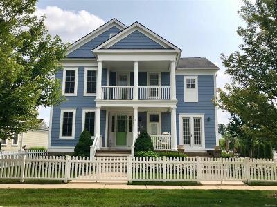 Single Family Home For Sale: 49865 Jackson Lane