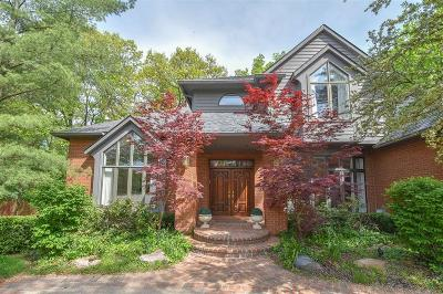 Ann Arbor Single Family Home For Sale: 3108 W Dobson Place