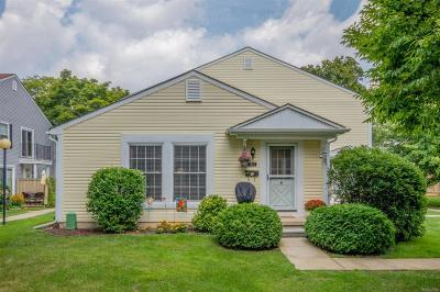 Ann Arbor, Ann Arbor (c), Ann Arbor Twp, Ann Arbpr Condo/Townhouse Contingent - Continue To Show: 2627 Fenwick Court
