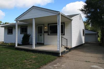 Ypsilanti Rental For Rent: 1240 Redleaf Lane