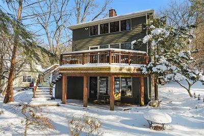 Ann Arbor Single Family Home For Sale: 22 Harvard Place