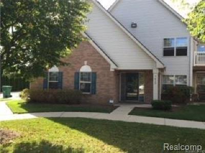 Belleville-vanbure, Van Buren, Van Buren Twp Condo/Townhouse For Sale: 7612 Lacy Drive #26