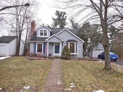 Ann Arbor Rental For Rent: 1406 Iroquois Place