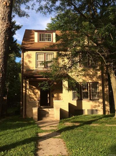 Ann Arbor Single Family Home Contingent - Continue To Show: 1537 Packard Street