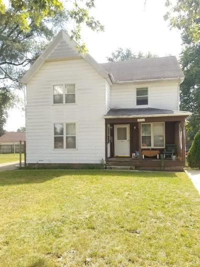 Ypsilanti Single Family Home For Sale: 1372 Holmes Road