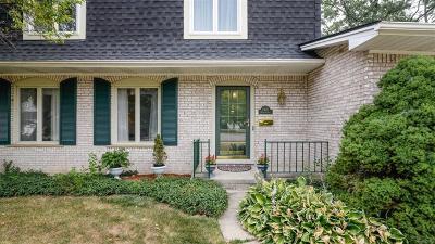 Ann Arbor Multi Family Home For Sale: 2435 Mershon Drive