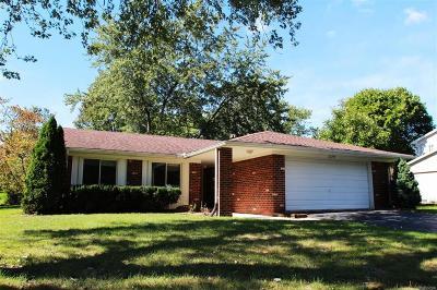 Novi Single Family Home For Sale: 22747 Shadowpine Way