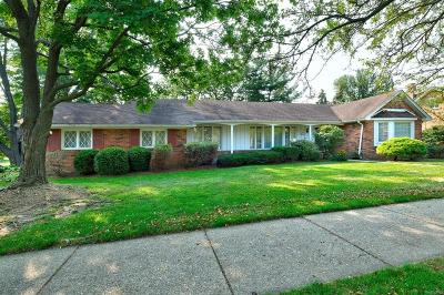 Ann Arbor Single Family Home Contingent - Continue To Show: 2151 S 7th Street