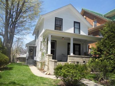 Ann Arbor Multi Family Home For Sale: 511 Elizabeth Street