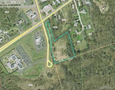 Ypsilanti Residential Lots & Land For Sale: 2200 W Michigan Avenue