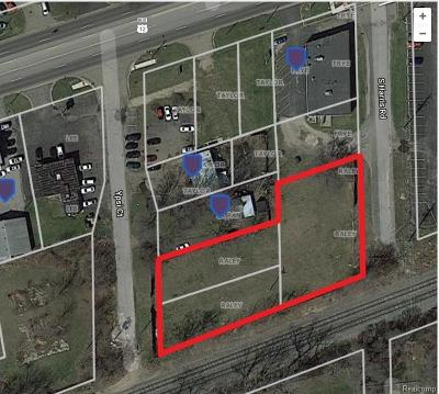 Ypsilanti Residential Lots & Land For Sale: N Harris Road