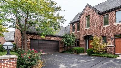 Ann Arbor Condo/Townhouse For Sale: 806 Asa Gray Drive
