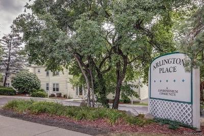 Ann Arbor Rental For Rent: 2221 S Huron Parkway #4