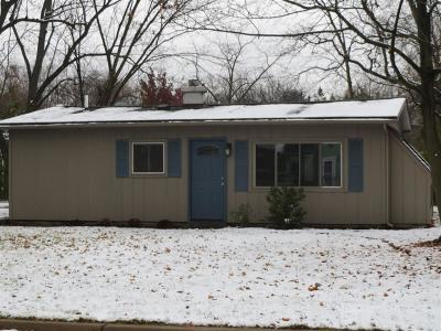 Ann Arbor, Ann Arbor (c), Ann Arbor Twp, Ann Arbpr Single Family Home For Sale: 3267 Rosedale