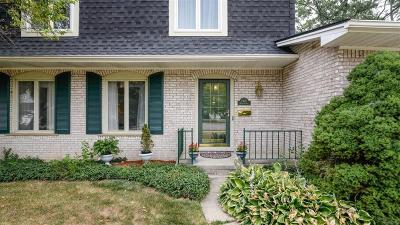 Ann Arbor Single Family Home For Sale: 2435 Mershon Drive