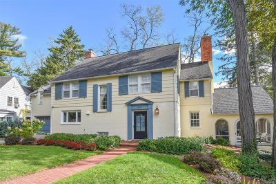 Ann Arbor Single Family Home For Sale: 1007 Berkshire Road
