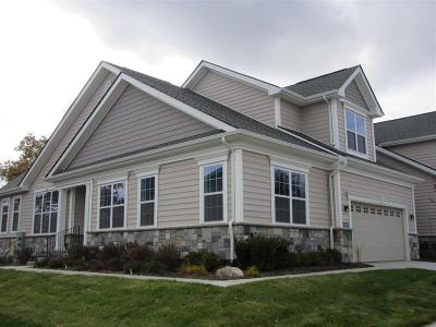 Ann Arbor, Scio, Ann Arbor-scio, Scio, Scio Township, Scio Twp Condo/Townhouse For Sale: 2609 Oxford Cr.