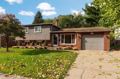 Superior Twp, Ypsilanti, Ypsilanti Twp Single Family Home For Sale: 1138 Levona