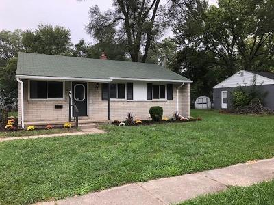 Ypsilanti Rental For Rent: 762 Oswego Avenue