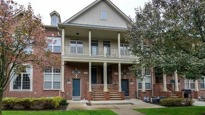 Walled Lake Condo/Townhouse For Sale: 421 Old Pine Way #11