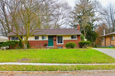 Ann Arbor Rental For Rent: 1511 Catalina Drive