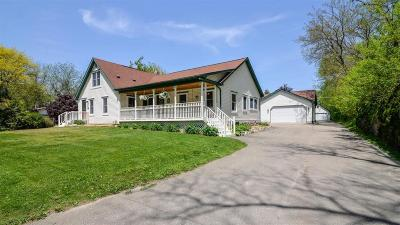 Milford Twp Single Family Home For Sale: 1383 E Dawson Road