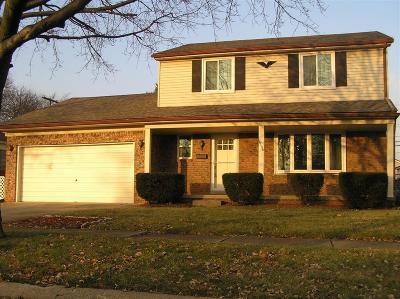 Allen Park Single Family Home For Sale: 16196 Angelique