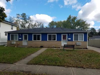 Ypsilanti Rental For Rent: 232 Miles Street