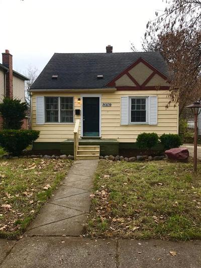 Inkster Single Family Home For Sale: 26839 Andover Street