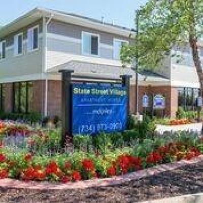 Ann Arbor Rental For Rent: 2227 S State Street #101
