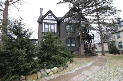Ann Arbor Rental For Rent: 717 W Huron Street #2