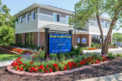Ann Arbor Rental For Rent: 2227 S State Street #207