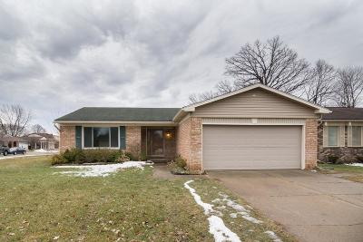 Canton Single Family Home Contingent - Continue To Show: 43611 Westminister Way