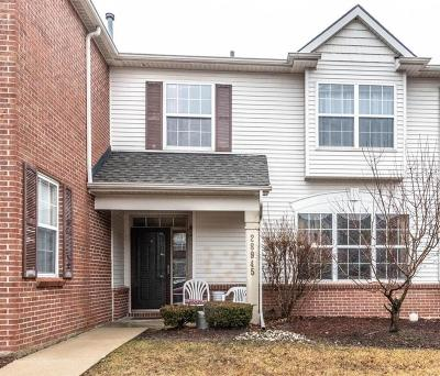 Romulus Condo/Townhouse Contingent - Continue To Show: 28945 Cullen Drive #9