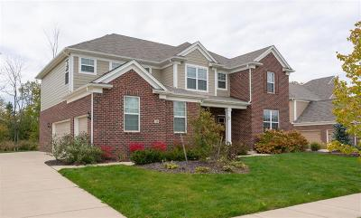 Canton, Canton Twp Single Family Home For Sale: 1195 S Hickory Ridge Court