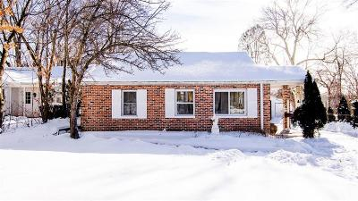 Ann Arbor Single Family Home For Sale: 816 Barton Drive