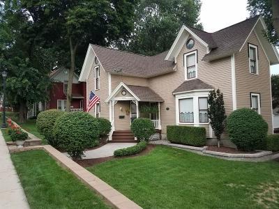 Northville Single Family Home For Sale: 632 N Center Street