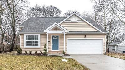 Ann Arbor Single Family Home For Sale: 2365 Pinecrest Avenue