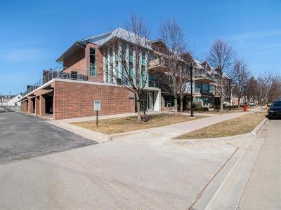 Canton, Plymouth Condo/Townhouse For Sale: 300 Hamilton Street #307
