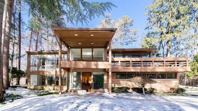 Ann Arbor Single Family Home For Sale: 2671 Bedford Road