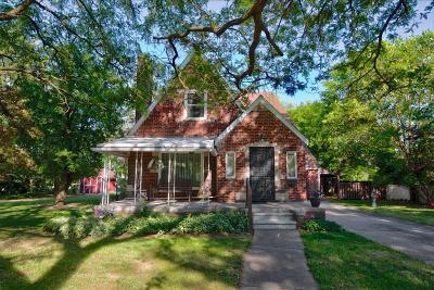 Lincoln Park Single Family Home For Sale: 2261 Fort Park Boulevard