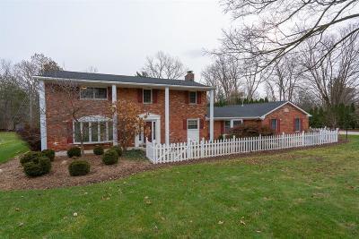 Canton Single Family Home For Sale: 7312 Bircklan Drive