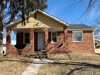 Ypsilanti Rental For Rent: 393 1st Avenue