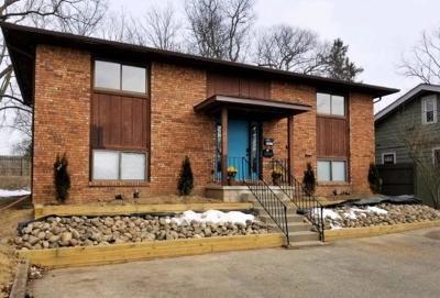 Ann Arbor Rental For Rent: 1818 Jackson Avenue #Upper