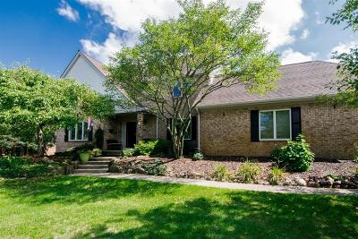Ann Arbor, Scio, Ann Arbor-scio, Scio, Scio Township, Scio Twp Single Family Home For Sale: 1168 Coventry Square Drive