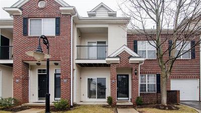 Ann Arbor, Scio, Ann Arbor-scio, Scio, Scio Township, Scio Twp Condo/Townhouse For Sale: 273 Scio Village Court #131